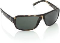 Miami Blues Rectangular Sunglasses