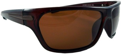MATRIXX-Polaroid-Rectangular-Sunglasses