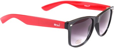 Elligator Elligator Wayfarer Sunglasses (Multicolor)