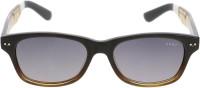 Vast Womens Polarized Premium Quality New Style Fashion Wayfarer Sunglasses Brown