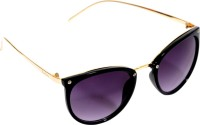 Eye Candy Eye Candy Cat Eye Sunglasses (Black) Cat-eye Sunglasses