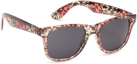 La Kravate Wf Tx Brown Wayfarer Sunglasses