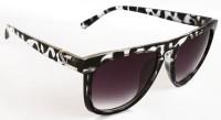 Sky Line Pradaa Down Line Black Tiger Wayfarer Sunglasses