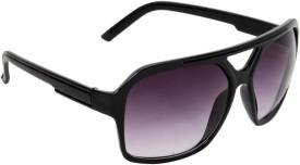 Excuse Me Rectangular Sunglasses