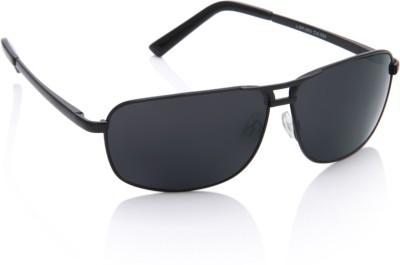 Speedo Speedo Rectangular Sunglasses (Grey)