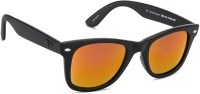 Vincent Chase Wayfarer Sunglasses Red