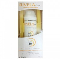 Rivela Tint Sunscreen Lotion - SPF 50 PA+++ (50 Ml)