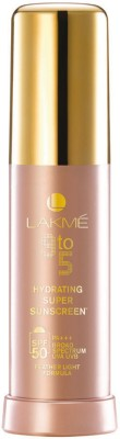 Lakme Sunscreen 9
