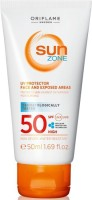 Sun Zone UV Protector Face And Exposed Areas High - SPF 50 PA+ (50 Ml)