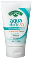 Nature's Gate Aqua Block Sunscreen - SPF 50 PA+ (118 Ml)