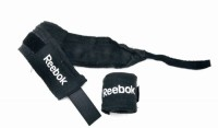 Reebok Hand Wraps Hand Support (Free Size, Black)