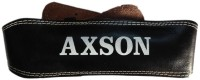 AXSON Weight Lifting Belt Back Support (XXL, Black)