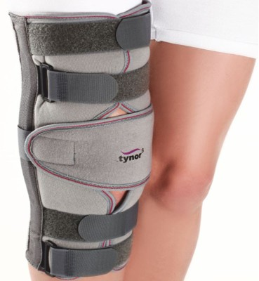 Compare Tynor Cap Immobilier Patella Knee Support L Grey