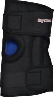 OnyxNeo Hinged Knee Knee Support (XL, Black)