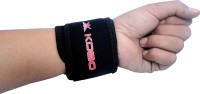 Kobo Adjustable Wrist Support (Free Size, Black)