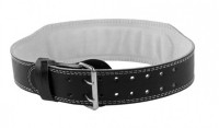 Protoner Weight Lifting Belt Waist Support (XL, Black)