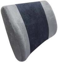 Vkare Lumber Support Back Rest Lumbar Support (Free Size, Blue)
