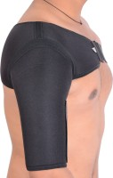 RAP SHOULDER SUPPORT (BRACE) FOR LEFT HAND Shoulder Support (Free Size, Black)