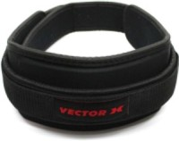 Vector X Weight Lifting Belt Back & Abdomen Support (Free Size, Black)