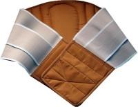 Utsav Lumbo Sacral Pain Belt Back Support (XL, Beige)