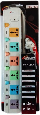 Tuscan Extension Cord 3 Meter Cable