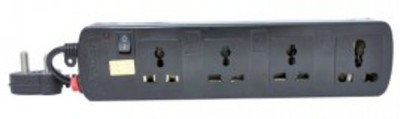 ProDot SKT MB 1 Way 4 Socket Spike Surge Protector (1.5 Mtr)