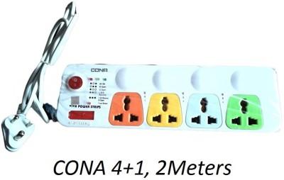 Cona Viva4 4 Strip Surge Protector (2 Mtr)