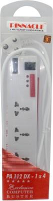 Pinnacle PA112Dx 4 Strip Spike Surge Protector (3 Mtr)