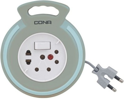 Cona Flex Box 2 Pin 3 Strip Surge Protector