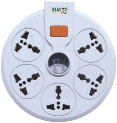 Super-IT Universal 1562 5 Strip Surge Protector (2 Mtr)