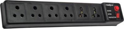 Frontech JIL 3512 6 Socket Spike Surge Protector