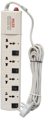 Hilex HE PS 6614 Big 4 Strip Surge Protector (2.5 Mtrs)