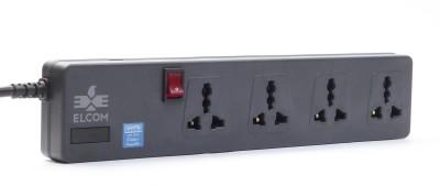 Elcom-4-Sockets-Spike-Guard