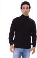 Pierre Carlo Solid Turtle Neck Casual Men's Sweater - SWTEYCF9FT5Z2NWF