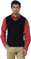 Arrow Solid V-neck Formal Men's Sweater - SWTEFGDUHAPABZZ8