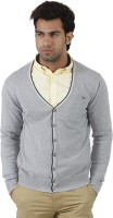 Arrow Solid V-neck Formal Men's Sweater - SWTEFGDUASDJVPXS