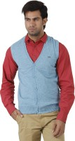 Arrow Solid V-neck Formal Men's Sweater - SWTEFGDUAMYGUXWU