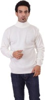 Pierre Carlo Solid Turtle Neck Casual Men's Sweater - SWTEY9UHYP9HZWGR