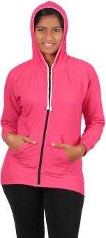Softwear Full Sleeve Solid Women's Sweatshirt - SWSEFUHYHF4SP5PD