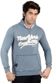 Parv Collections Full Sleeve Printed Men's Sweatshirt