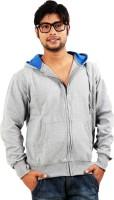 Shopping Monster Full Sleeve Solid Men's Sweatshirt - SWSE2B97ZYNGZGNQ