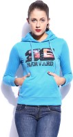Harvard Full Sleeve Printed Women's Sweatshirt - SWSEFHNZSKJQMTT6