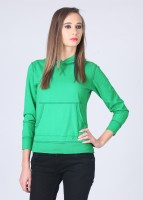 UV&W Full Sleeve Solid Women's Sweatshirt