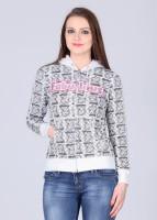 Barbie Full Sleeve Printed Women's Sweatshirt