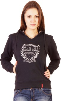 Wake Up Competition Full Sleeve Solid Women's Sweatshirt - SWSE3KUBJ3ZYZFVH