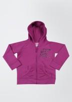 FS Mini Klub Full Sleeve Printed Baby Girl's Sweatshirt
