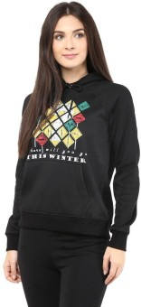 The Vanca Full Sleeve Printed Women's Sweatshirt - SWSECQWKEHGPQGMN