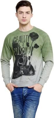 Era of Attitude Full Sleeve Printed Men's Sweatshirt