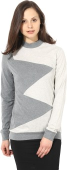 T-shirt Company Full Sleeve Solid Women's Sweatshirt - SWSEASYJYM3TXEHC