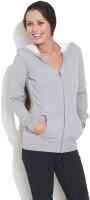Femella Full Sleeve Solid Women's Sweatshirt